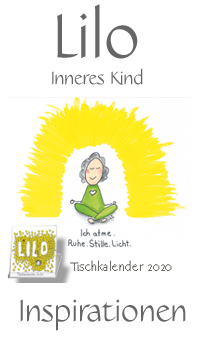 Lilo - Inneres Kind - Tischkalender 2020