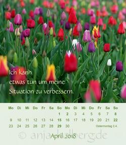 Tischkalender Seelenglück