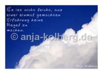 Postkarte aus Webshop