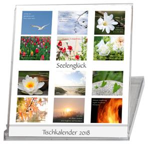 Tischkalender Seelenglück 2018