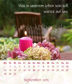 Tischkalender 2015