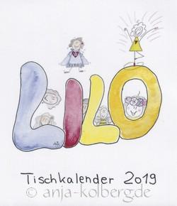 Lilo Kalender 2019