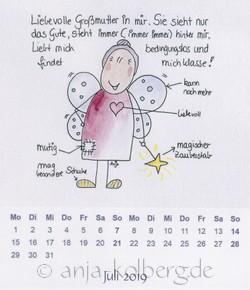 Juni 2019 - Lilo Kalender