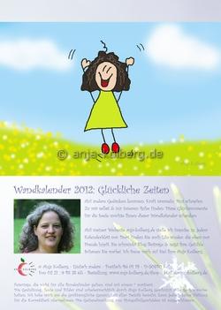Wandkalender 2012 - Seite 2