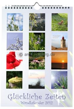 Wandkalender 2012: Klick zum Shop