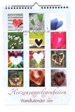 Wandkalender 2011 - Klick zum Shop