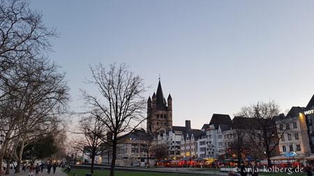 Kölner Altstadt 2019