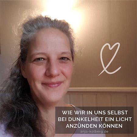 Anja Kolberg Inneres Licht anzünden