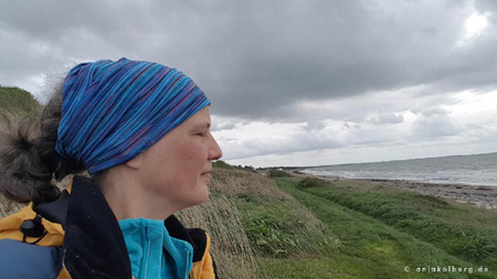 Anja in Seeland