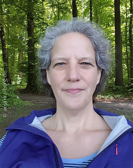 Anja Kolberg Köln Mai 2019 Walking