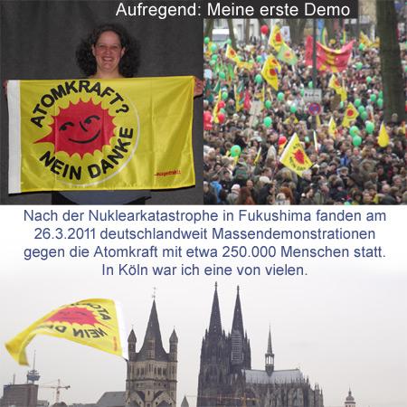Demo Atomkraft nein danke