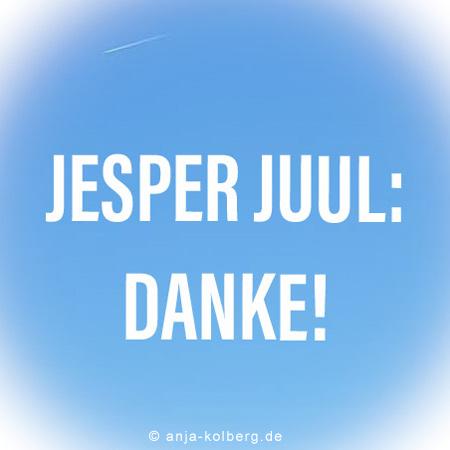 Danke Jesper Juul