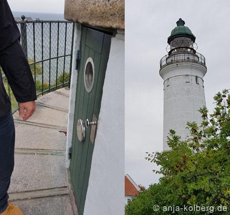 Leuchtturm Stevens Klint