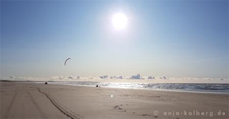 Strandatmosphäre
