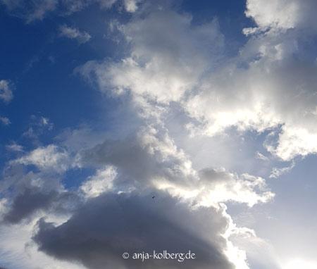 Wolken am Himmel Ideen
