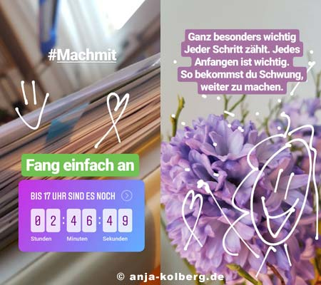 Work2gether auf Instagram