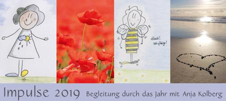 Monate Gedanken zu den Kalenderkarten