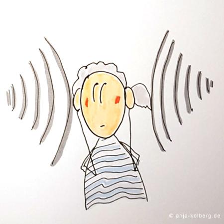 Lilo geräuschempfindlich
