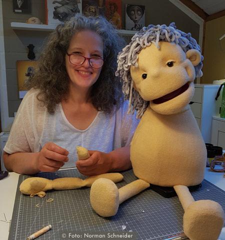 Lilo wird in Handarbeit gefertigt