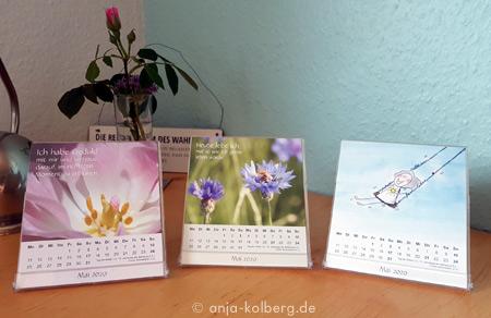 Tischkalender 2020 Anja Kolberg