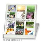 Tischkalender Ich gehe meinen Weg 2013
