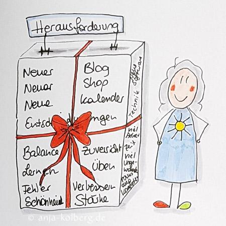 Neustart Blog, Shop ...