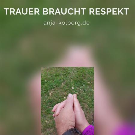 Trauer braucht Respekt