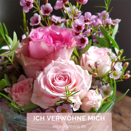 Blumen für mich
