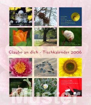Tischkalender 2006