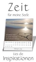 Kalenderinspirationen Zeit für meine Seele
